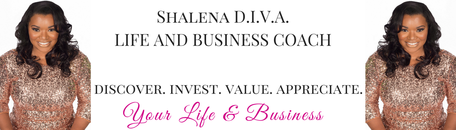 Shalena D.I.V.A.- Author| Speaker| Life And Business Coach