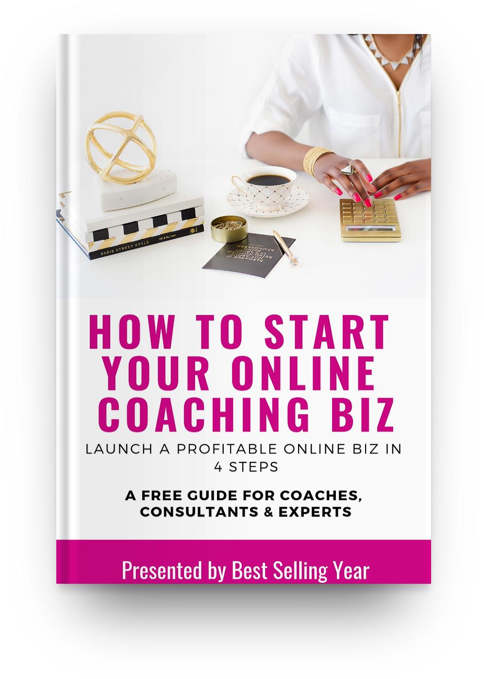 How To Start Online Coaching Guide – Shalena D I V A